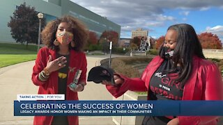 Making A Difference: Women celebrating women at the 2020 Legacy Awards