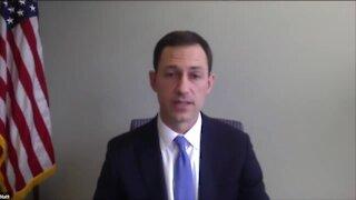 U.S. Attorney Matthew Krueger resigns