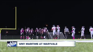 Week six high school football action on Friday night