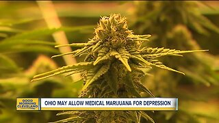Ohio may allow medical marijuana for depression