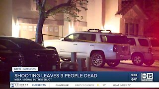 Three people found dead in Mesa home