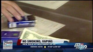 Southern Arizona Veterans Affairs bans smoking, vaping