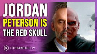 Jordan Peterson is the Red Skull
