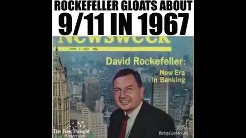 9/11 Rockefeller Revelation of the Method