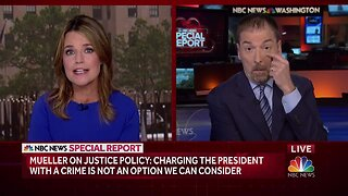 NBC News Special Report: Complete news conference from Special Counsel Robert Mueller