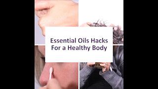 Essential Oil Hacks for a Healthy Body [GMG Originals]