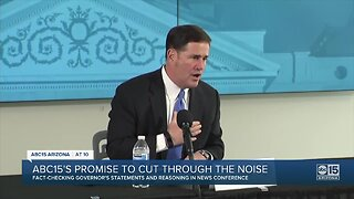 Gov. Ducey: Arizona's stay-at-home order will still be lifted Friday