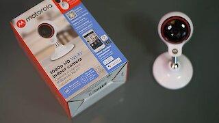 Motorola Focus71 | Wireless Indoor Camera Review