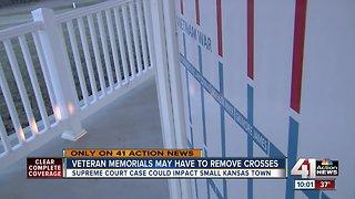 Supreme court ruling could impact Kansas veterans memorial