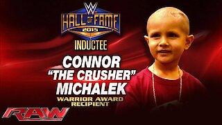 WWE IN MEMORY Connor Michalek