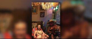 San Diego family takes virtual vacation around the world