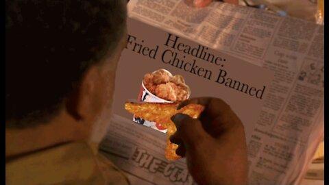 YTMND: Fried chicken ban