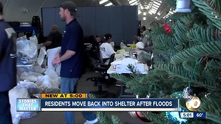 Homeless Shelter reopens in Downtown SD