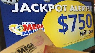 Mega Millions Jackpot Hits $750 Million