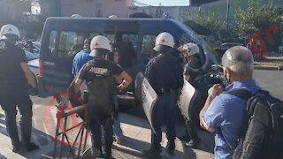Συλλήψεις υποστηρικτών της Χρυσής Αυγής No1 | makeleio.gr
