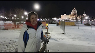 Hold the Line, MN's Becky Strohmeier Sets the Record Straight 1.11.21 in St. Paul