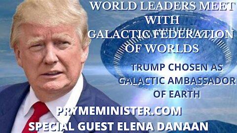PRYMEMINISTER.COM _ SPECIAL GUEST ELENA DANAAN _ TRUMP AMBASSADOR TO THE HEAVENS