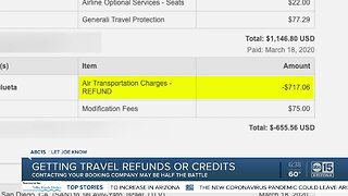 COVID-19: Trips canceled, but no clear refund policy