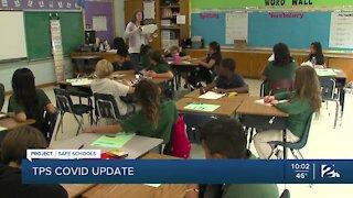 Tulsa Public Schools COVID-19 Update