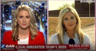 The Real Story - OANN Biden Border Crisis with Jenn Pellegrino