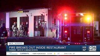 Lou Malnati's assessing damage after late-night fire