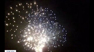 Several fireworks shows returning to metro Detroit this year