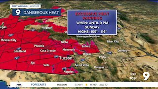 Stronger wind brings higher wildfire danger for the weekend