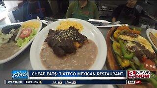 CHEAP EAT$: Tixteco Mexican Restaurant