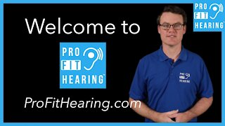 Welcome to Pro Fit Hearing - Audiologist Definition