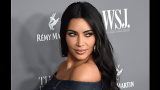 Kim Kardashian West visits sex shop