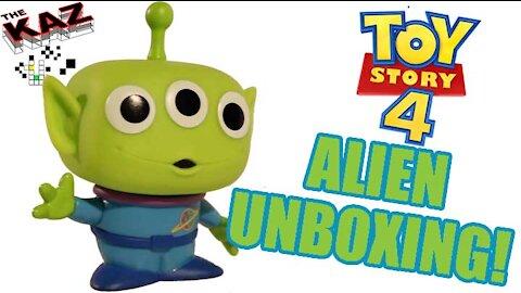 Toy Story 4 Alien Funko Pop Unboxing