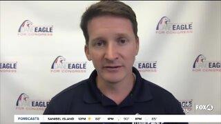 Representative in Congress, District 19 candidate Dane Eagle