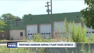 Proposed Hamburg asphalt plant faces setback