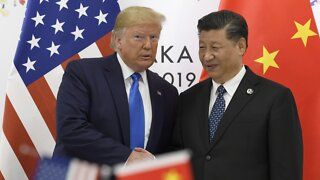 Analysts Say China May Be Favoring President Trump's Reelection