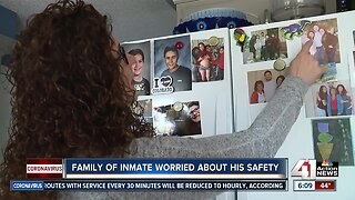 Family of inmate worried about his safety