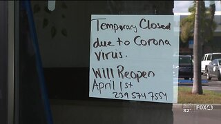 COVID-19 causes Fort Myers restaurant to close for good