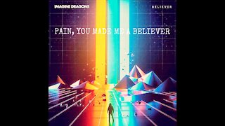 Believer Female cover by Imagine Dragons | Made with ❤ | #Believer | #ImagineDragons | #Cover |#Jfla
