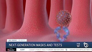 San Diego company behind next-generation masks and tests
