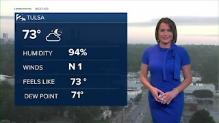 Drying Out Over the Holiday Weekend