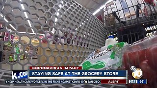 Grocery safety tips