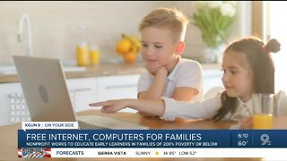 Nonprofit offers free internet and computers to 1,500 Arizonians