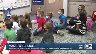 Should kids wear masks in school?