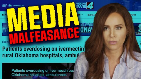 Breaking: Oklahoma Hospitals Expose Ivermectin Poisoning Hoax