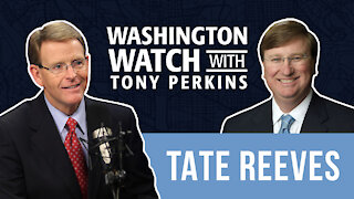 Tate Reeves Shares How He is Fighting Back Against President Biden's Vaccine Mandates