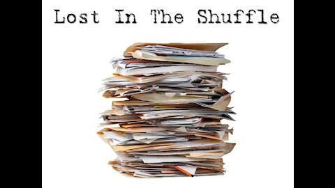 """Sunday 10:30am Worship - 5/16/21 - """"Lost In The Shuffle"""""""