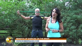 BENEFTI OF EXERCISE ON YOUR BRAIN