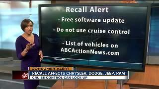 Fiat Chrysler recalls 4.8 million vehicles