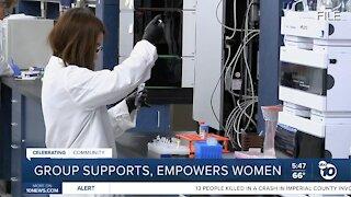 Women in Bio group supports, empowers women in STEAM