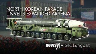 Visual Evidence From North Korean Parade Shows Expanding Arsenal