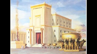 """""""The Temple of the Lord, The Temple of the Lord!"""" is the cry of before the abomination of desolation"""